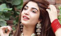 Kinza Hashmi on gossipmongers: 'I just laugh at these things and end up ignoring them'