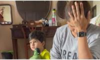 Sania Mirza portrays struggles of being a mom in funny Instagram video