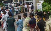 Karachi hit by coronavirus vaccine shortage