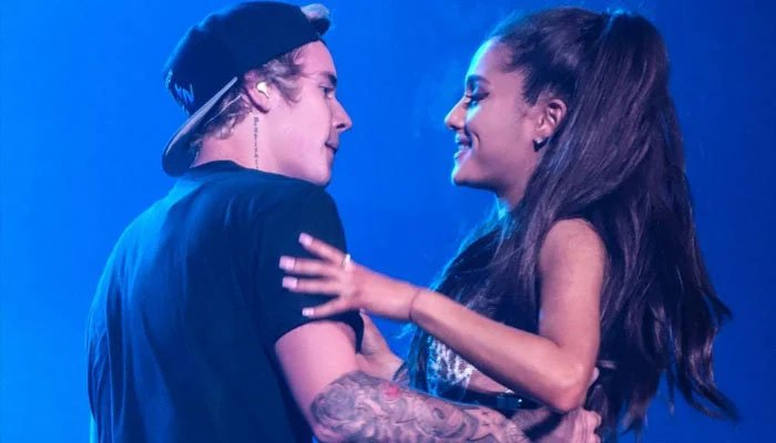 Justin Bieber and Ariana Grande team up for a good cause