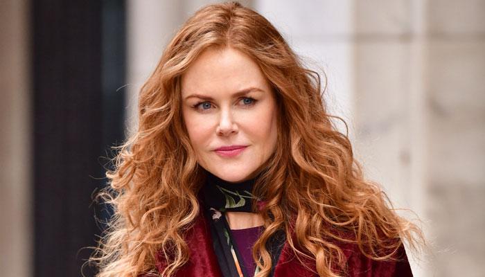 Nicole Kidman sends fans wild as she shares stunning snap from Nine Perfect Strangers set