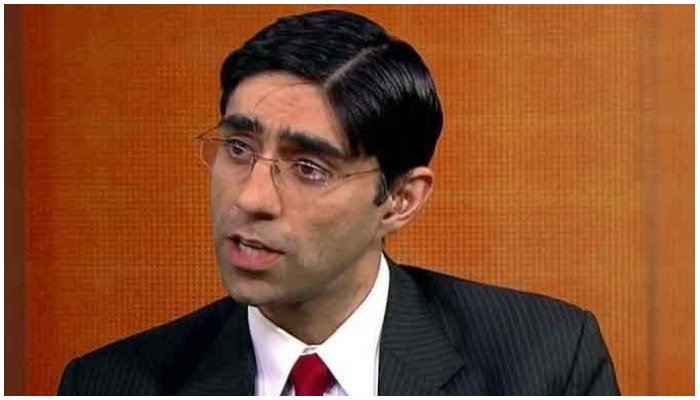 National Security Adviser (NSA) to the Prime Minister, Moeed Yusuf. File photo