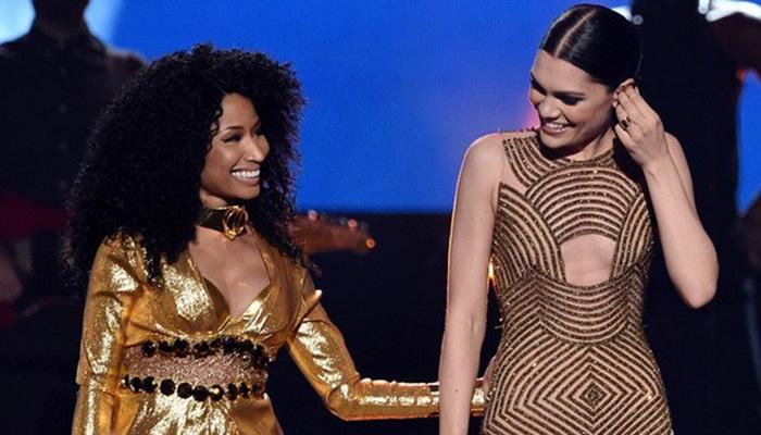 Nicki Minaj rectifies Jessie Js story on how she became part of Bang Bang