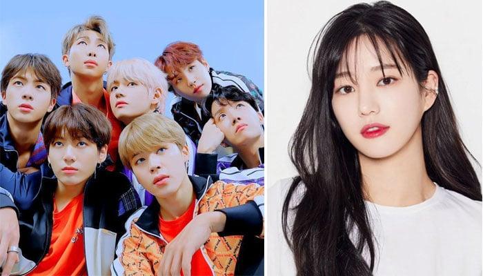 Olympian Lee Yu Bin reveals her love for BTS: 'I'm a big BTS fan'