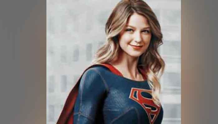 Melissa Benoist wraps up filming for Supergirl