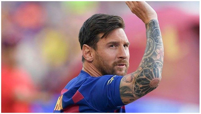 The star footballer is joining the Qatar owned club after his exit from Barcelona. Photo AFP
