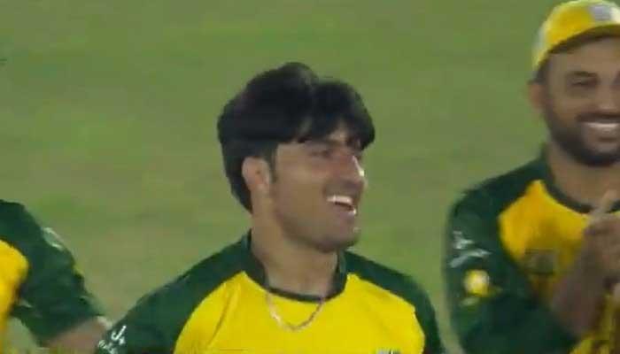 Mohammad Wasim Jr. Screengrab