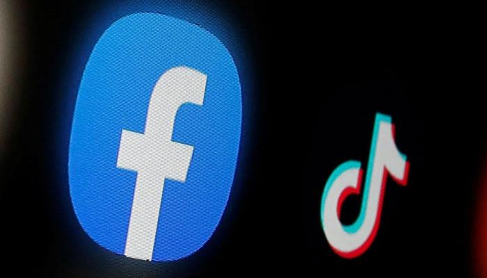 TikTok beats Facebook as the most downloaded social media app