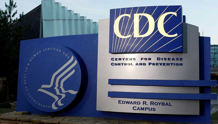 US Centers for Disease Control and Prevention (CDC). File photo