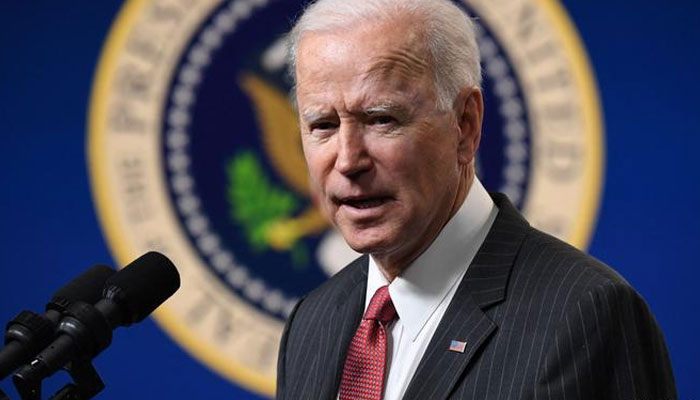 US presence not helpful if Afghan military cant hold its land: Biden