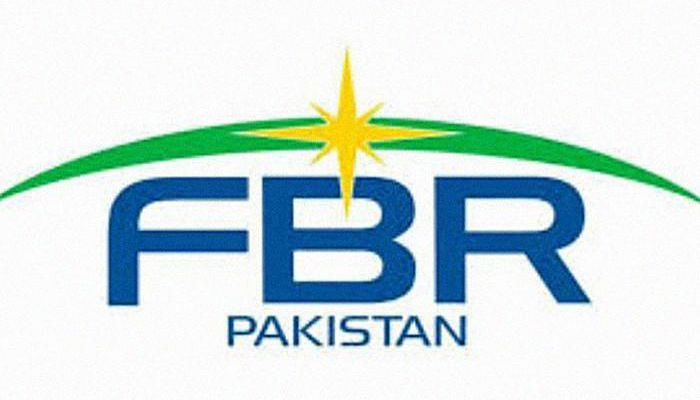 The logo of the Federal Board of Revenue (FBR). — File photo