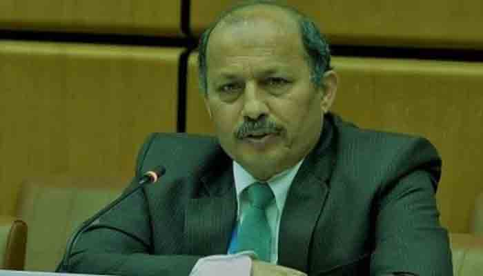 Pakistan Ambassador to Afghanistan Mansoor Ahmed Khan