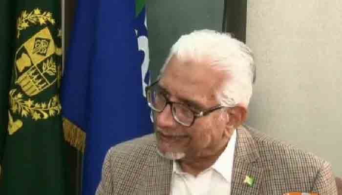 SAPM on Finance and Revenue Dr Waqar Masood