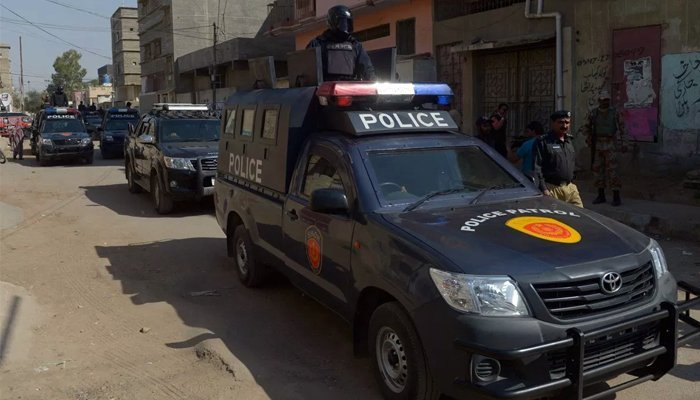 Four cops including DSP and SHO sustained bullet wounds in the attack. File photo