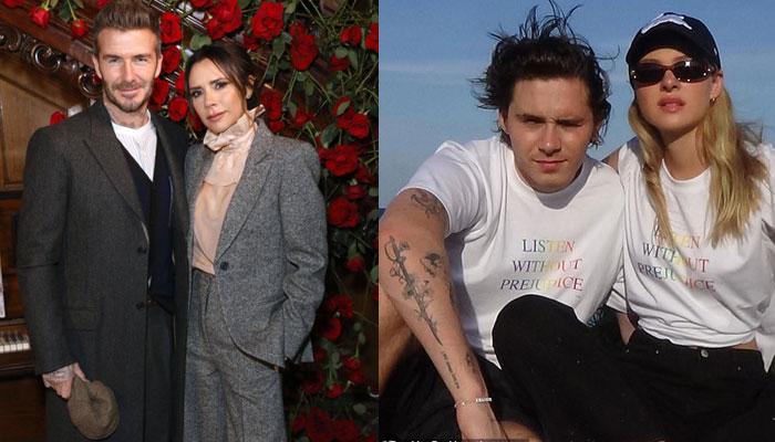 Brooklyn Beckham i narzeczona Nicola Peltz cieszą się romantyczną randką na lunch w Los Angeles