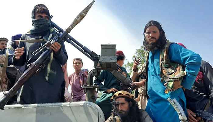 The Taliban and Northern Alliance strike peace deal. Photo: file