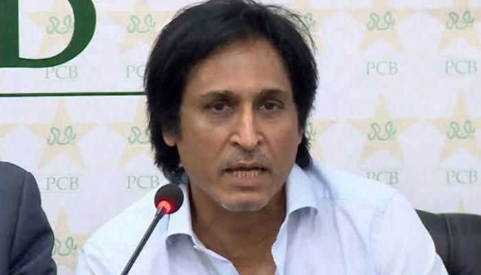 Former Pakistan captain Ramiz Raja. Photo: file