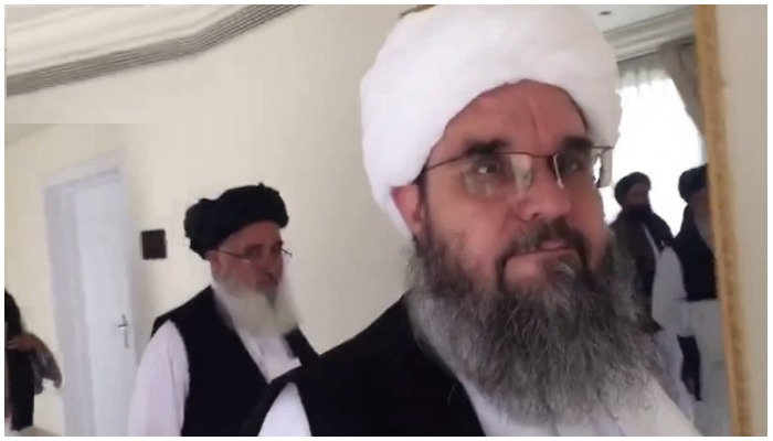 Screengrab of video from Kabul shared by Radio Pakistan.