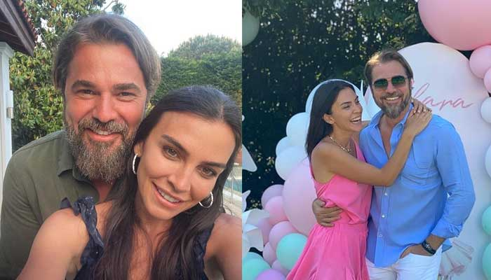 'Ertugrul' star Engin Altan shares PDA-filled photo with his 'darling' on 7th wedding anniversary
