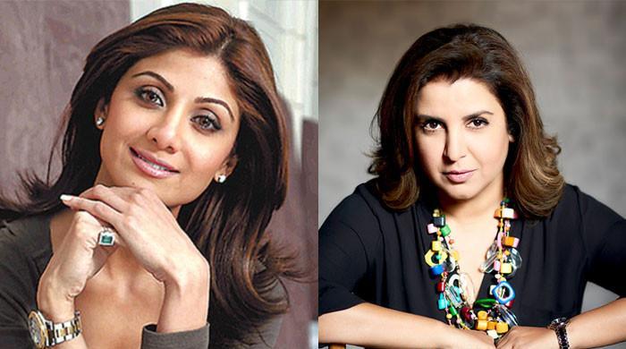 Shilpa Shetty, Farah Khan dance video goes viral