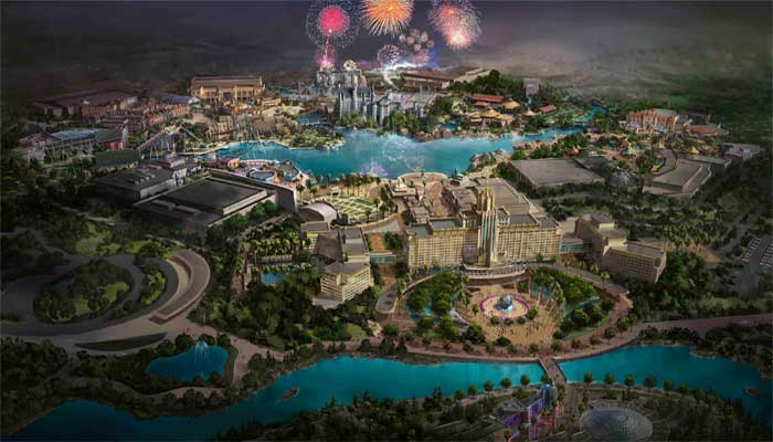 Universal Studios Beijing begins trial operations on September 1