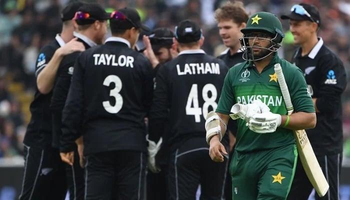 Left-handed batsman Imam-ul-Haq walks back to the pavilion after being dismissed. — AFP/File