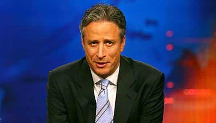 Jon Stewart of 'The Daily Show' returns to TV next month