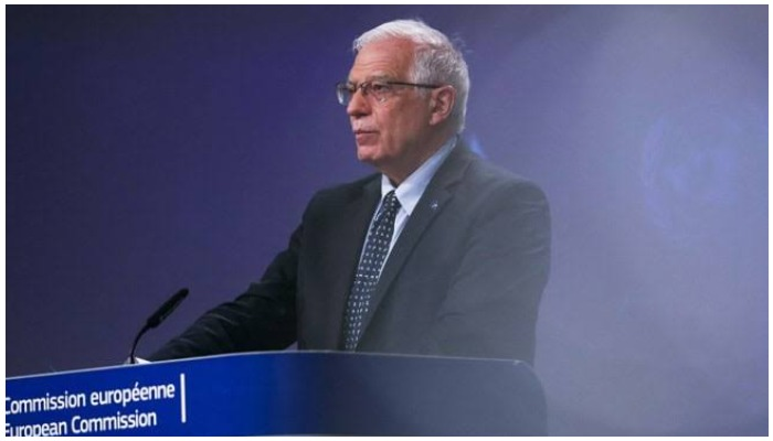 European Union  Foreign Policy Chief Josep Borrell. Photo: File.