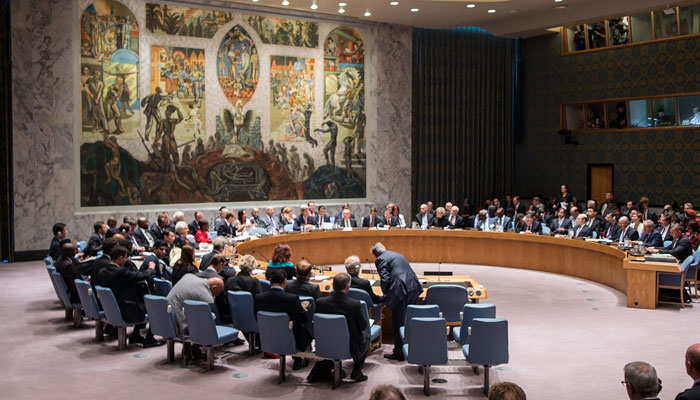 UNSC urges Taliban to adhere to commitments for safe departure