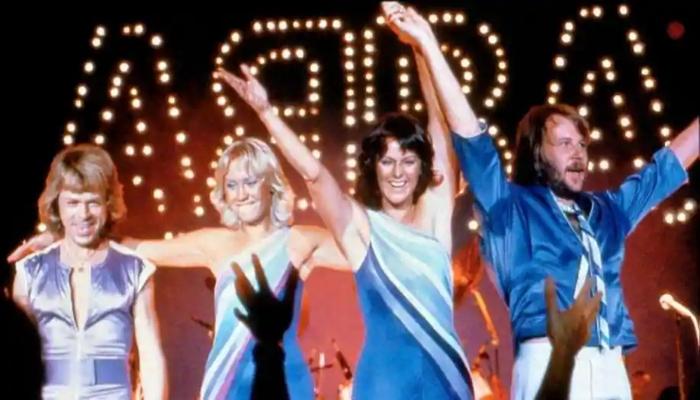 Swedish supergroup ABBA