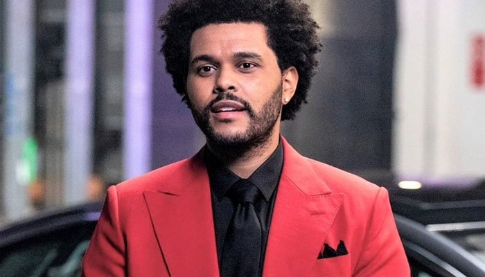 The Weeknd unveils new 'I Can't Feel My Face' music video