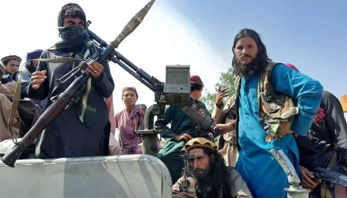 Taliban fighters. Photo: file