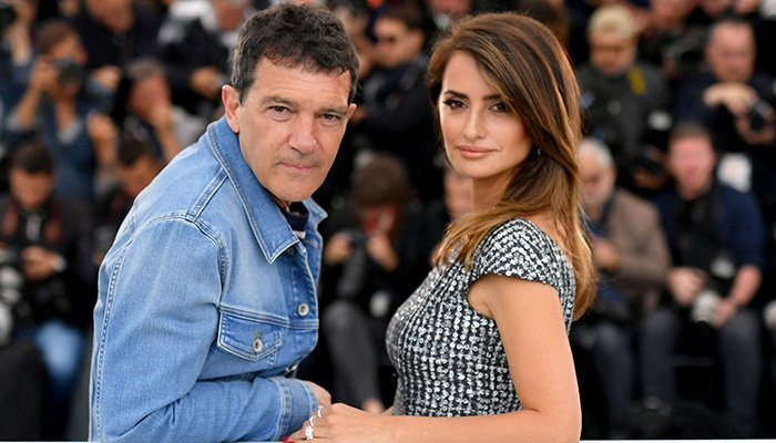 Penelope Cruz, Antonio Banderass Official Competition leaves critics cracking up