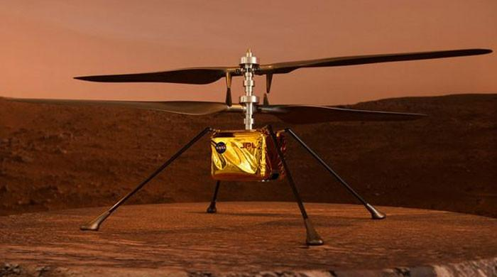 NASA's copter on Mars mission performs better than expected