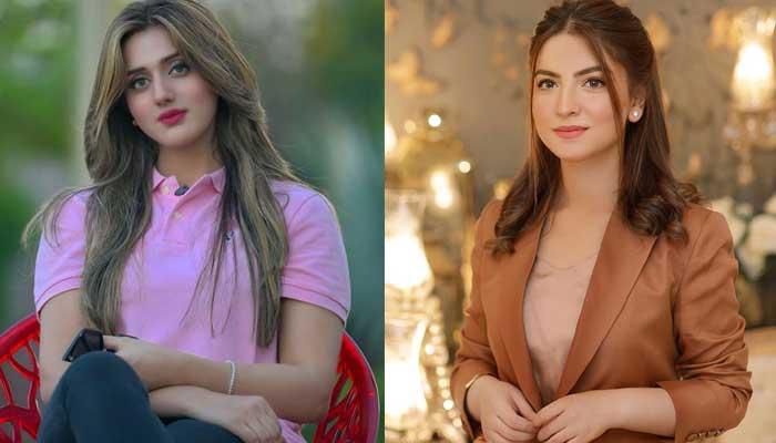 PISA 2021: Jannat Mirza, Dananeer Mobeen get nominations