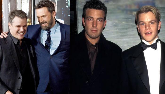 Ben Affleck reveals his friend Matt Damon helps him cope with pressures of fame