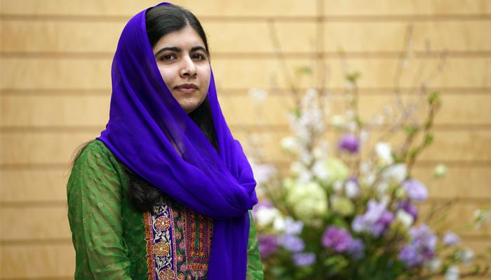 Nobel laureate Malala Yousufzai. — AFP/File