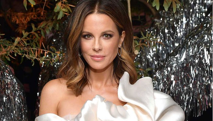 Kate Beckinsale complained about her back around 10:30am, while she was filming her new film