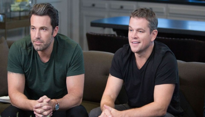The film, starring Ben Affleck and Matt Damon, tells the true story of the last lawful duel in 14th century France