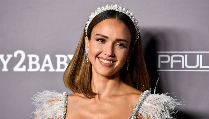 """Jessica Alba said she felt """"empowered"""" only after she allowed herself to feel that way"""