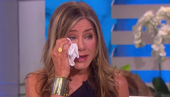 Jennifer Aniston who has been on the show a total of 19 times, is one of the last few guests of Ellen