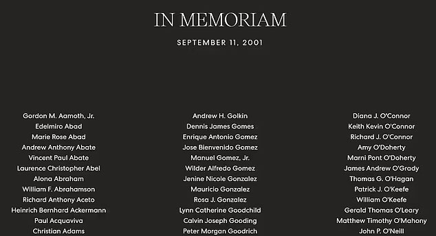 Meghan Markle, Prince Harry transform Archewell website in memory of 9/11 victims
