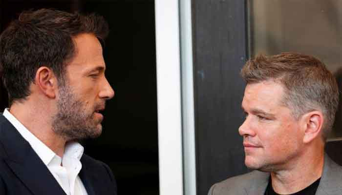 Matt Damon, Ben Affleck sit for joint interview to discuss The Last Duel