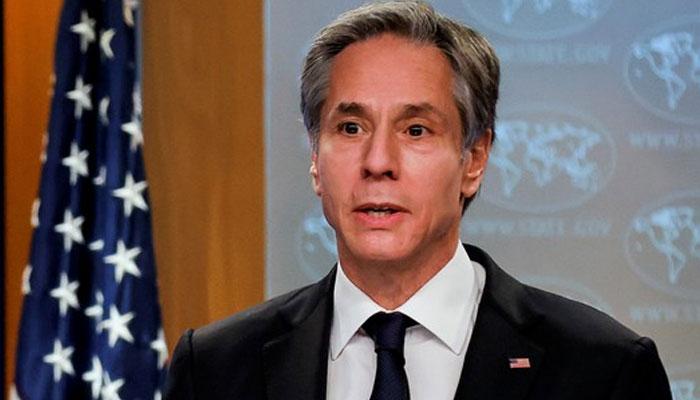 US Secretary of State Antony Blinken: Photo: file