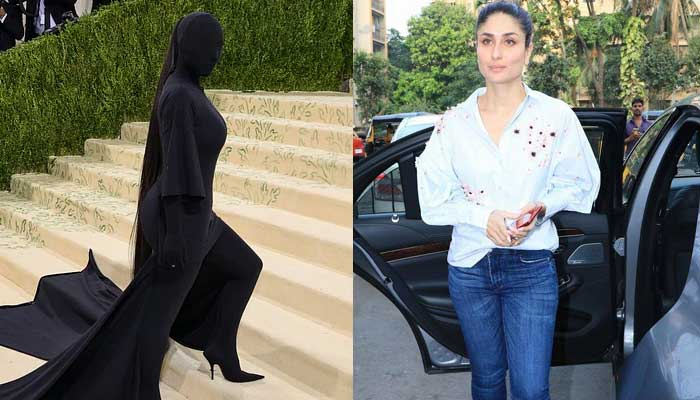 Kim Kardashian's all-black look shocks Kareena Kapoor