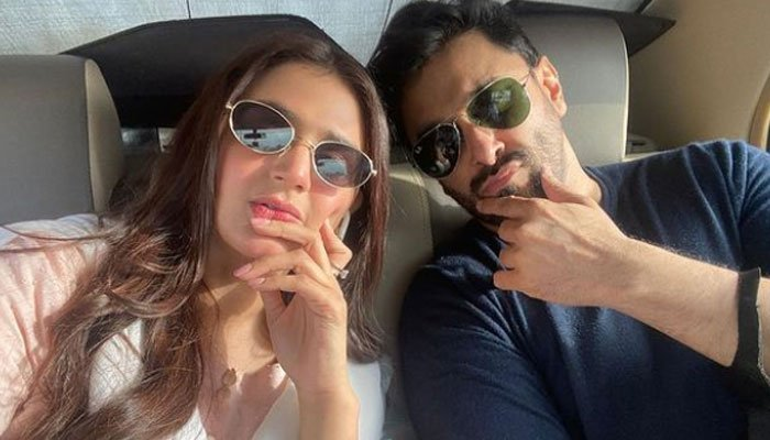 Mani discloses secret to happy marriage with Hira: Read Inside