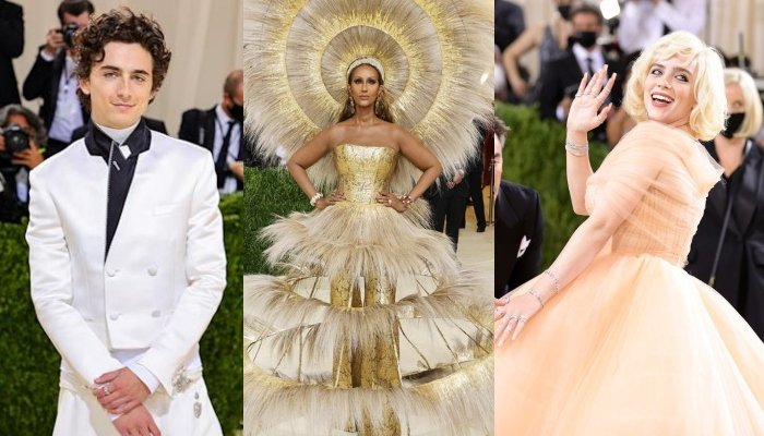 Met Gala 2021: See all the best dressed celebrities at red carpet