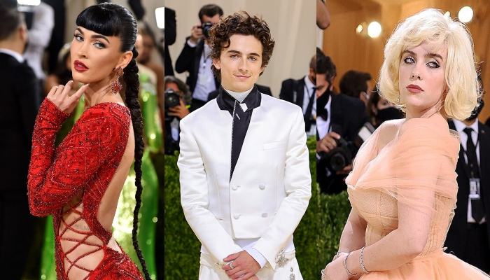 Met Gala 2021: All the stars making their debut on the red carpet this year