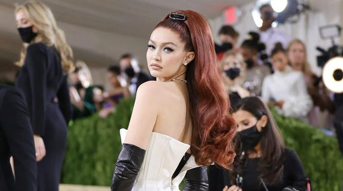 Gigi Hadid talks about teaching daughter 'how to dress up and own it' at Met Gala