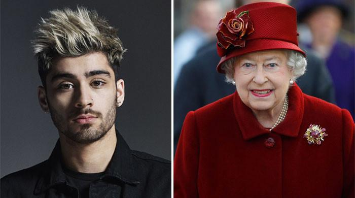 Zayn Malik hits out at Queen Elizabeth in his new song
